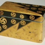 Japanese Lacquer Cosmetics Box Late 18th century