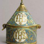 Pyx ca.1250 Made in Limoges, France